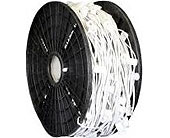 C7 Spool White Cord in San Antonio TX, Best Wholesale Christmas Co