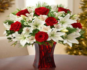 Austin Flowers - Holiday Magic - Heart & Home Flowers