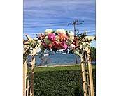 Wedding in Jamestown, Rhode Island, The Secret Garden