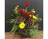 Custom Arrangement in Ammon ID, Petal Passion