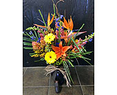 Birds of Paradise in Carlsbad CA, El Camino Florist & Gifts