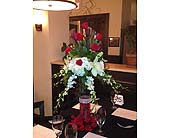 #9 Centerpiece in Aberdeen NJ, Flowers By Gina