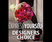 Kelowna Flowers - Designers Choice - Enterprise Flower Studio
