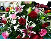 Sympathy Arrangement in Pawnee, Oklahoma, Wildflowers & Stuff