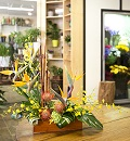 Tropical Tryst in Bothell WA, The Bothell Florist
