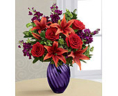 Abundant Thanks Bouquet by Vera Wang in New York NY, CitiFloral Inc.