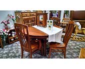 Amish Dining Room Table & Chairs in Grand Rapids MN, Shaw Florists