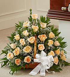 Orange & White in East Amherst NY, American Beauty Florists