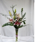 WEDDING CENTERPIECE in Pittsburgh, Pennsylvania, Harolds Flower Shop