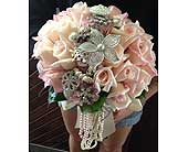 Antique Brooch Bouquet in Alliance, Ohio, Miller's Flowerland