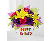FTD Happy Times Bouquet in Mississauga ON, Flowers By Uniquely Yours