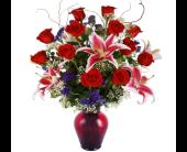 Austin Flowers - LUXURY DOZEN ROSES - Freytag's Northwest Florist