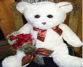 BIG BEAR HUG in Claremont NH, Colonial Florist
