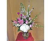 New Berlin Flowers - Sparkling Love Bouquet - Barb's Green House Florist