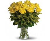 Yellow Roses in Palm Springs CA, Palm Springs Florist, Inc.