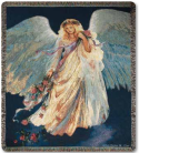 Messenger of Love Tapestry Throw in Hollidaysburg PA, Warner's Florist Gifts & Greenhouse