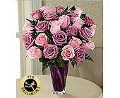 FTD Royal Treatment in Purple in Syracuse NY, Sam Rao Florist