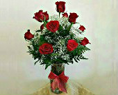 Premium Red Roses in Fairfax VA, Greensleeves Florist