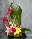 Tropical Elegance in Evanston, Illinois, West End Florist & Garden Center Inc.