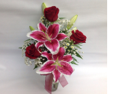 Redmond Flowers - Roses and Lilies by Redmond Floral - Redmond Floral