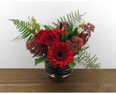Red Hot in North Vancouver BC, Special Moments Flowers And Gifts