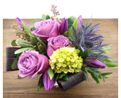 Purple Passion in North Vancouver BC, Special Moments Flowers And Gifts
