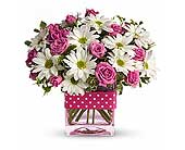 Polka Dots And Posies in Smyrna GA, Floral Creations Florist