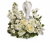 Teleflora's Guiding Light Bouquet in South Hadley, Massachusetts, Carey's Flowers, Inc.