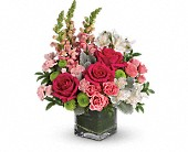 Teleflora's Garden Girl Bouquet in Fredericton NB, Simon Says Roses