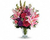 Teleflora's Morning Meadow Bouquet in Edmonton AB, Petals For Less Ltd.