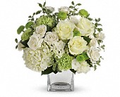 Teleflora's Shining On Bouquet in Ormond Beach FL, Simply Roses