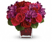 Teleflora's Take My Hand Bouquet in Edmonton AB, Petals For Less Ltd.