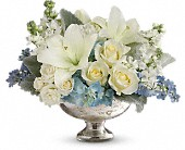 Telflora's Elegant Affair Centerpiece in Cornwall ON, Blooms