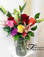 Austin Flowers - Spring Carnaval - Heart & Home Flowers