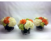 Reception in Quincy, Massachusetts, Fabiano Florist
