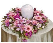 Traditional Mix Urn in Dallas TX, In Bloom Flowers, Gifts and More