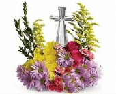 Crystal Cross Bouquet in Canton, Pennsylvania, Stulls Flowers