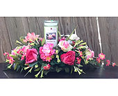 Remember Me Centerpiece in Franklinton, Louisiana, Margie's Florist