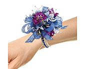 Feel The Beat Corsage in Dallas TX, In Bloom Flowers, Gifts and More