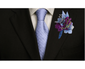 Feel The Beat Boutonniere in Dallas TX, In Bloom Flowers, Gifts and More