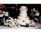 Bridal Arrangement in Fairhope, Alabama, Southern Veranda Flower & Gift Gallery