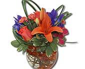 Las Vegas Flowers - Spring Fiesta - Tiger Lily Floral