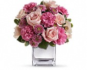 Teleflora's Treasure Her Bouquet in Chicago, Illinois, La Salle Flowers