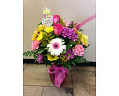 Spring of Birthday in Katy TX, Kay-Tee Florist on Mason Road