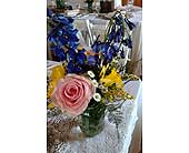 Wedding in Loudonville, Ohio, Four Seasons Flowers & Gifts