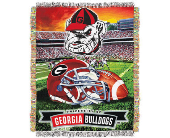 Bulldogs Throw in Kennesaw GA, Kennesaw Florist