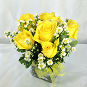 A BIT OF SUNSHINE by Rubrums in Ossining NY, Rubrums Florist Ltd.