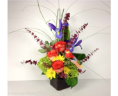 TROPICAL PARADISE by Rubrums in Ossining NY, Rubrums Florist Ltd.