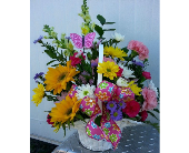 Happy Anytime in Edgewater FL, Bj's Flowers & Plants, Inc.
