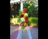 Wedding Ceremony in Voorhees, New Jersey, Green Lea Florist